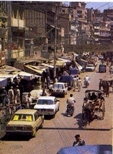 Qissa Khawani Bazaar, Peshawar, Pakistan.jpg
